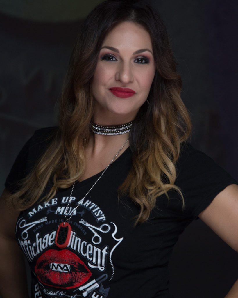 Nikki Advance Makeup Instructor