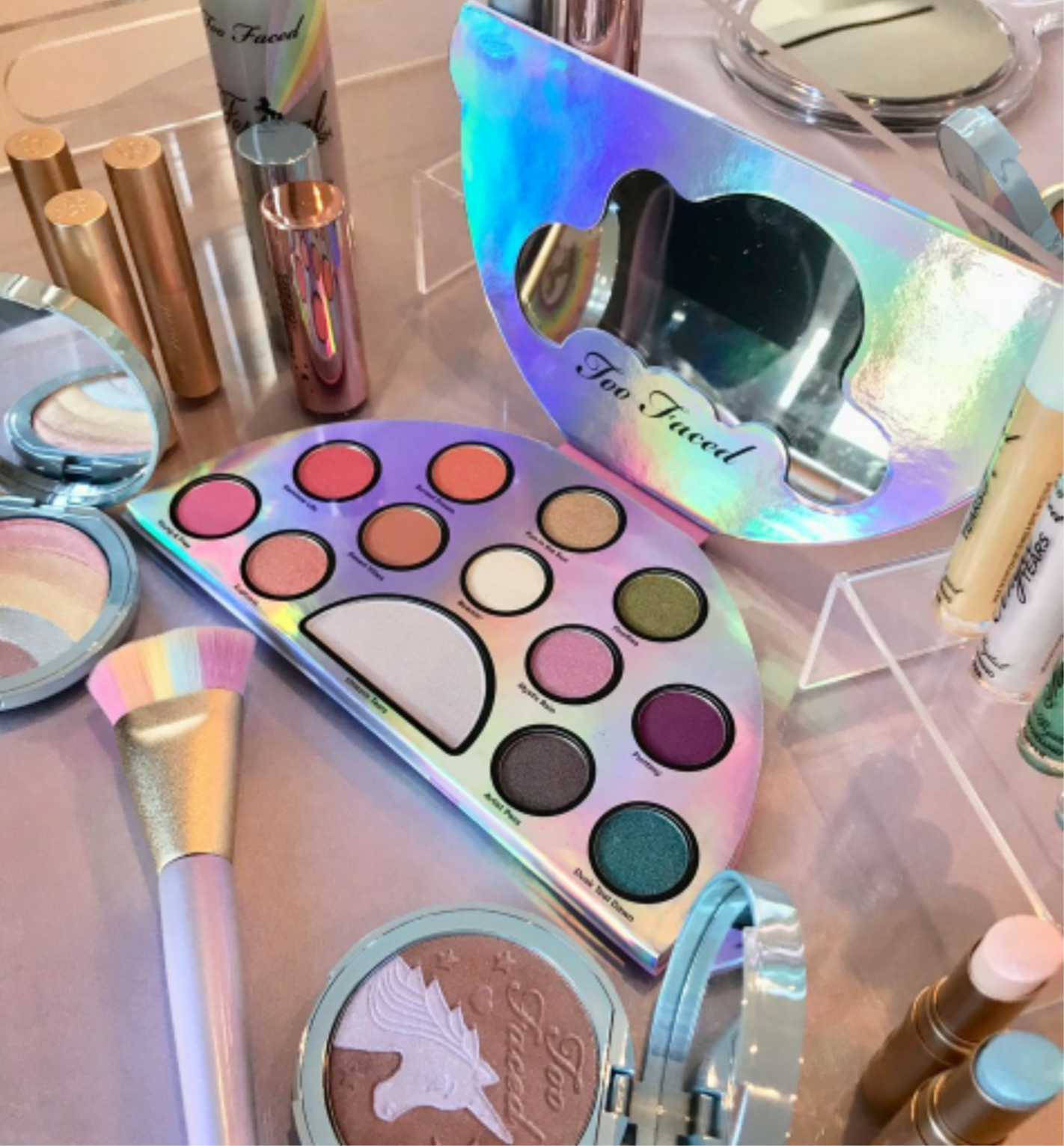 2018 Makeup Launches